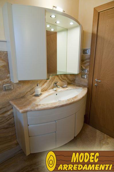 Mobili bagno curvi design casa creativa e mobili ispiratori for Casa stile arredamenti efferre mobili srl brescia bs