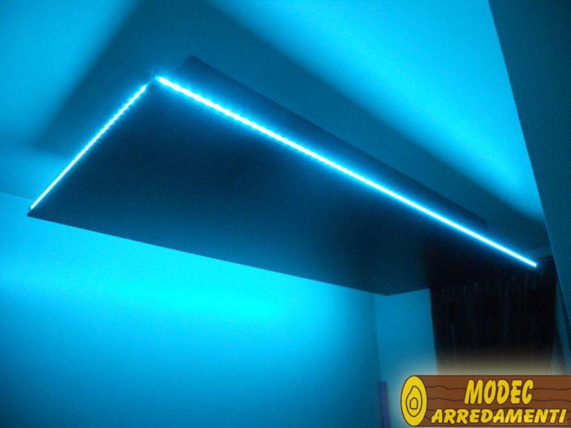 Ambienti personalizzati la tua casa modec arredamenti - Doccia con led colorati ...